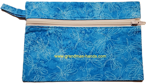 Dragonfly Diabetic Accessory Carrying Case