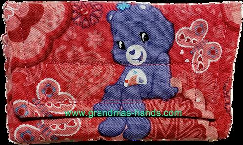 Care Bear - Insulin Pump Pouch