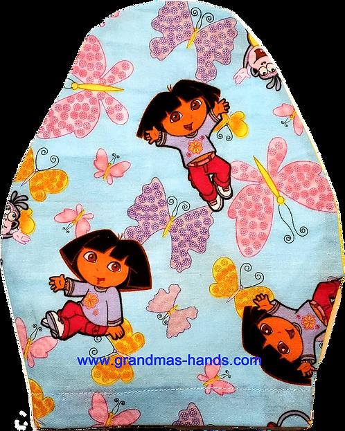 Dora - Children's Urostomy Bag Cover