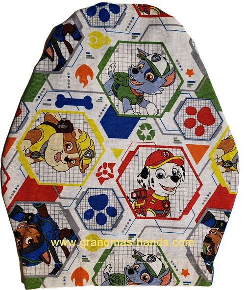 Paw Patrol - Children's Urostomy Bag Cover