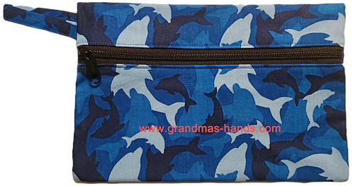 Diabetic Accessory Carrying CaseDolphin