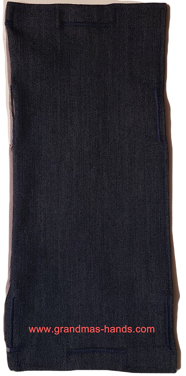 Dark Denim - Biliary/Drainage Bag Cover
