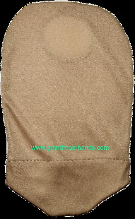 Flesh Tone - Adult Stretchy Urostomy Bag Cover