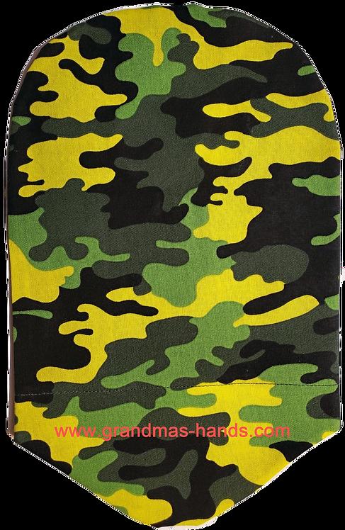 Green Camo - Adult Urostomy Bag Cover