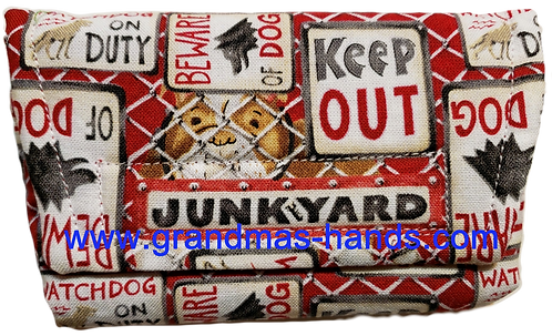 Junkyard Dog - Insulin Pump Pouch