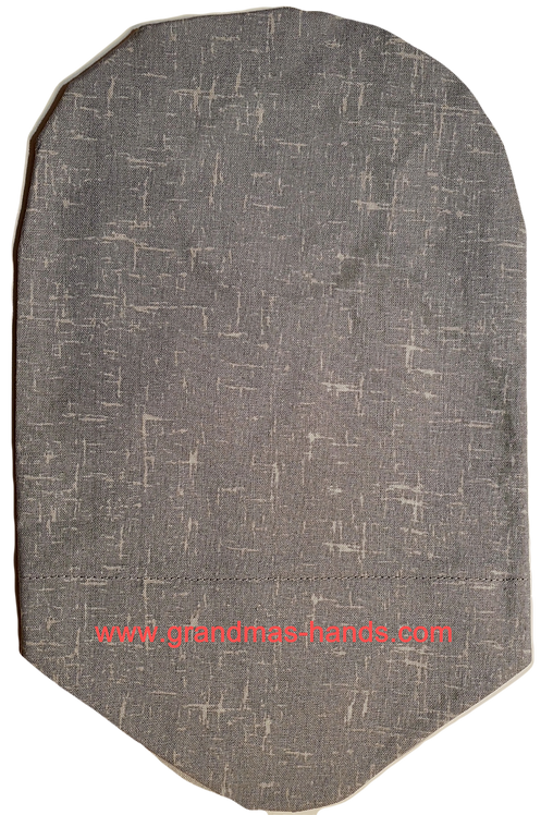 Grey Tones - Adult Urostomy Bag Cover