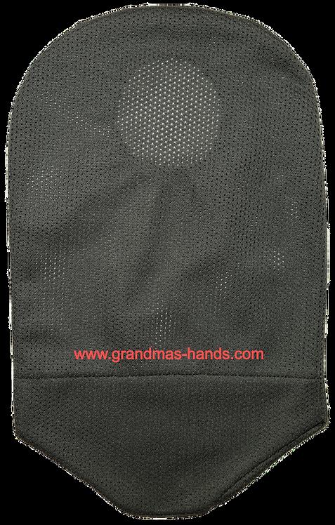 Grey - Adult Stretchy Urostomy Bag Cover