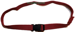 burgundy-belt-with-black-buckled-insulin