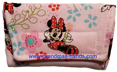 Minnie Mouse - Insulin Pump Pouch
