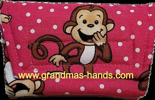 Funny Monkey - Insulin Pump Pouch