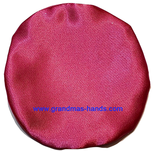 Special Times Pink - Adult Satin Ostomy Bag Cover