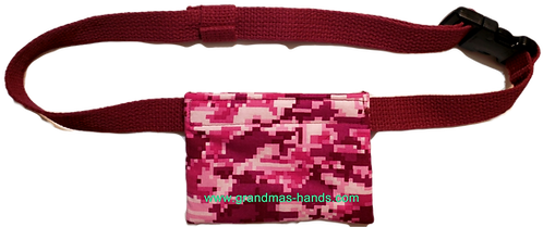 Pink Camo - Allerject™/Auvi-Q™ Pouch