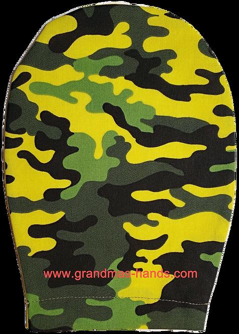 Camo - Childrens Ostomy Bag Cover