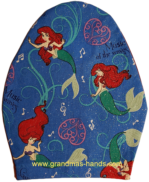 Mermaid - Children's Urostomy Bag Cover