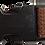 Thumbnail: Medium Brown Belt with Black Buckle - Insulin Pump Pouch Belt
