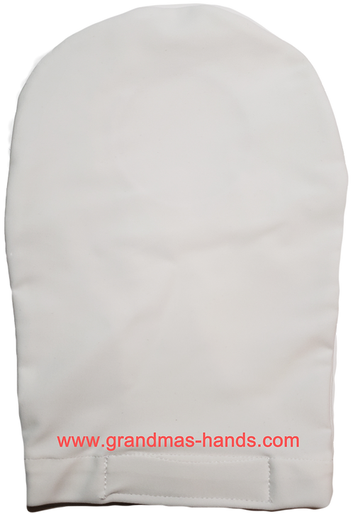 White - Adult Stretchy Ostomy Bag Cover