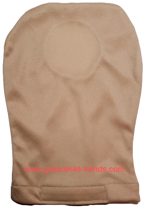 Skin Tone - Adult Stretchy Ostomy Bag Cover