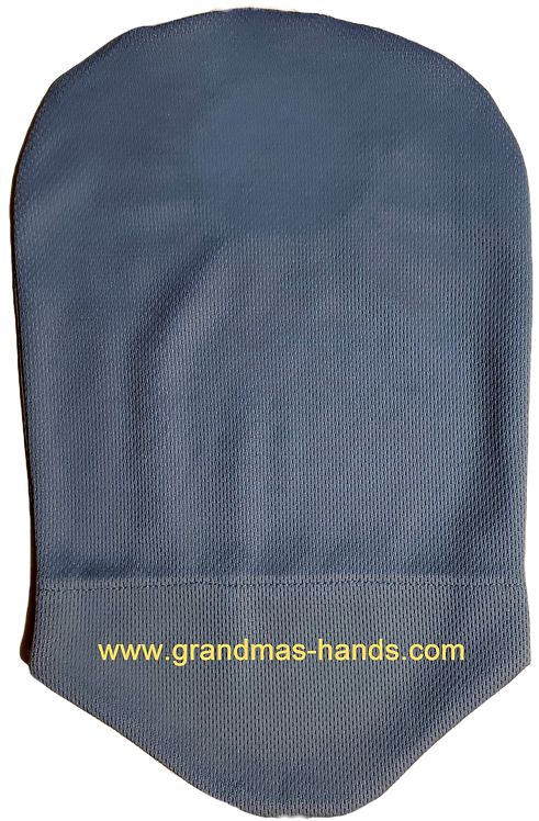 Blue Cool Max - Adult Urostomy Bag Cover