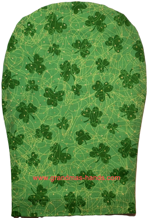 Lucky Shamrock - Adult Ostomy Bag Cover