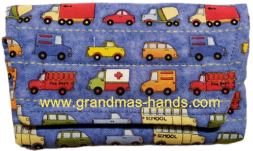 Trucks and Buses - Insulin Pump Pouch