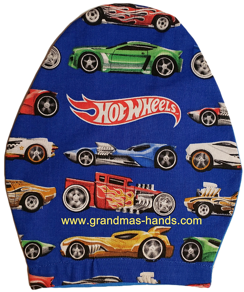 Hot Wheels - Children's Urostomy Bag Cover