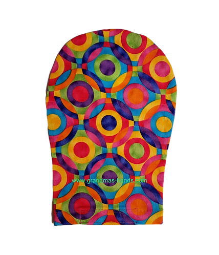 Bright Circle - Adult Ostomy Bag Cover