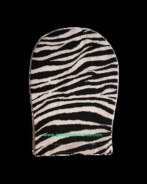 Zebra - Adult Ostomy Bag Cover