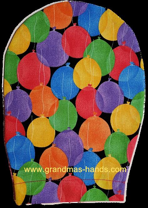 Balloons - Childrens Ostomy Bag Cover