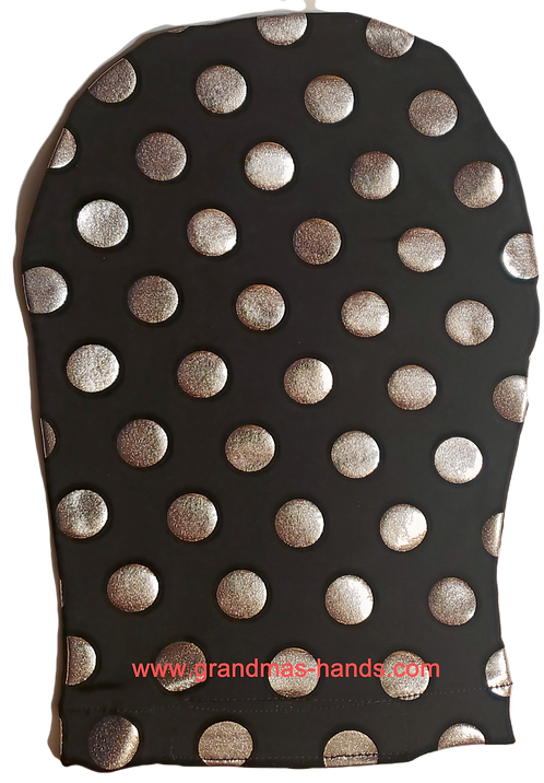 Silver Spots - Adult Stretchy Ostomy Bag Cover