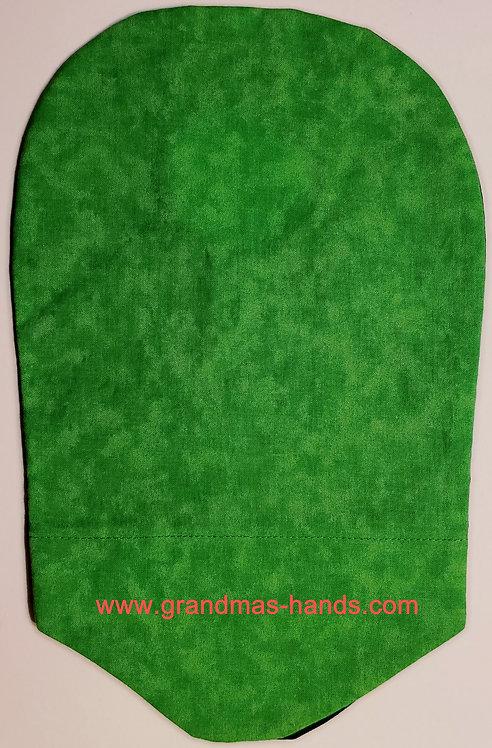 Green Tie Dye - Adult Urostomy Bag Cover