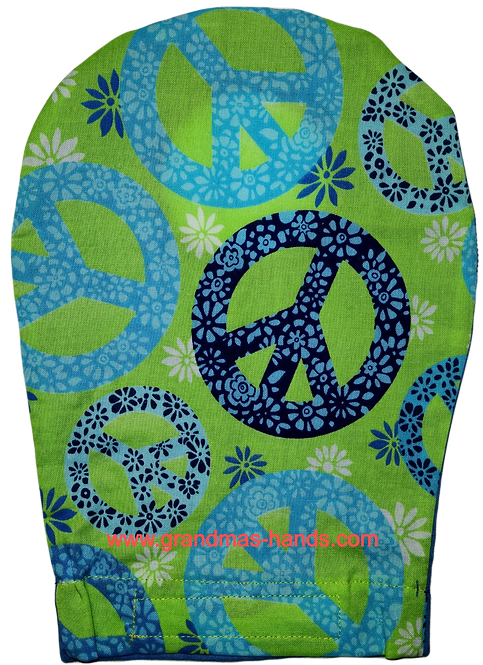 Green Peace - Adult Ostomy Bag Cover
