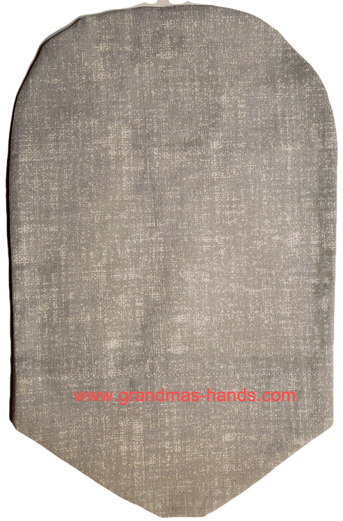 Grey and White Tones - Adult Urostomy Bag Cover