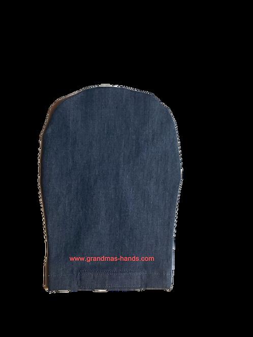 Dark Denim - Adult Ostomy Bag Cover