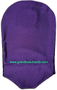 Lilac - Adult Satin Urostomy Bag Cover