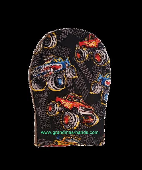 Monster Truck - Adult Ostomy Bag Cover