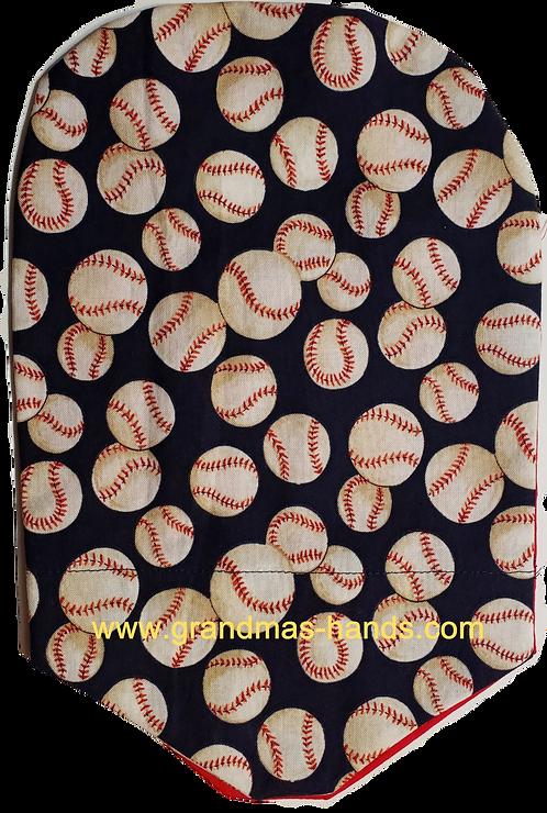Baseball - Adult Urostomy Bag Cover