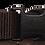 Thumbnail: Dark Brown Belt with Black Buckle - Insulin Pump Pouch Belt