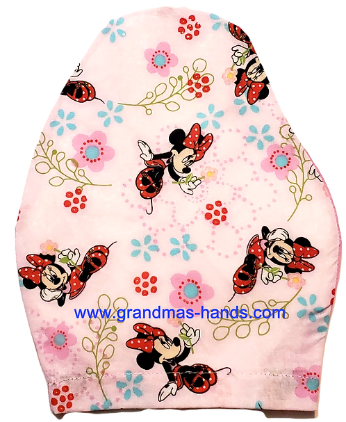 Minnie-Mouse - Children's Urostomy Bag Cover