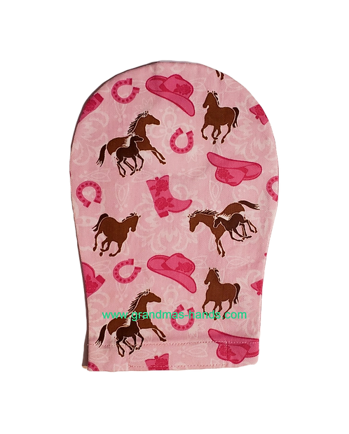 Cowgirl - Adult Ostomy Bag Cover
