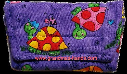 Turtles - Insulin Pump Pouch