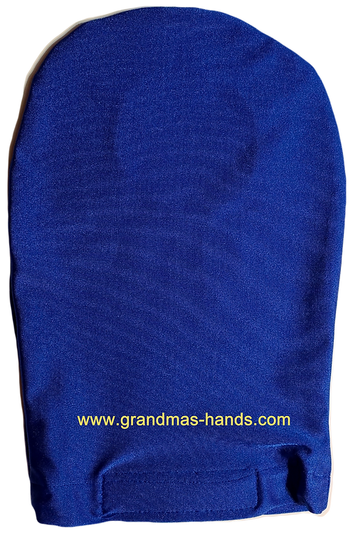 Royal Blue - Adult Stretchy Ostomy Bag Cover