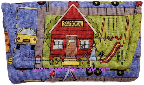 School - Insulin Pump Pouch