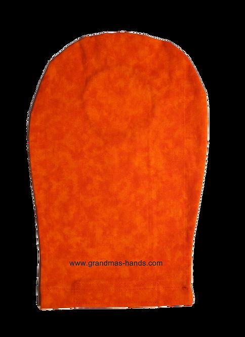 Orange Tyedye - Adult Ostomy Bag Cover