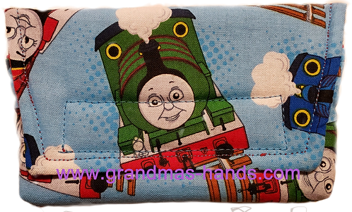 Thomas the Train - Insulin Pump Pouch