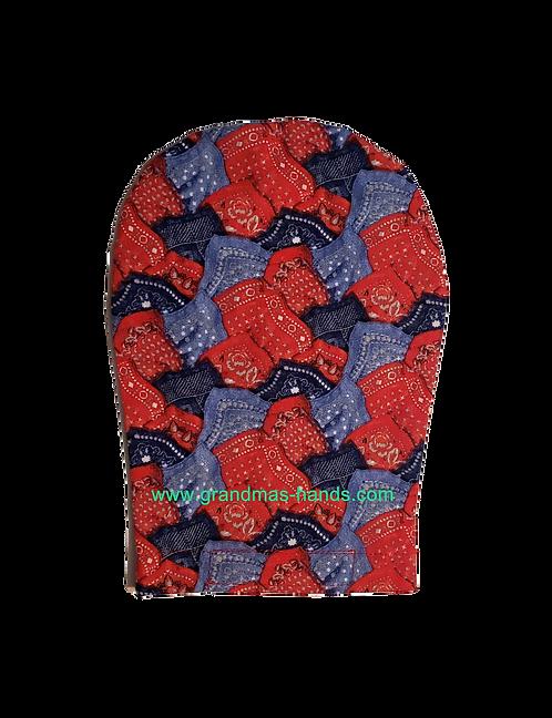 Hankie - Adult Ostomy Bag Cover