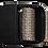 Thumbnail: Grey Belt with Black Buckle - Insulin Pump Pouch Belt