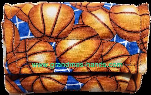 Basketballs - Insulin Pump Pouch
