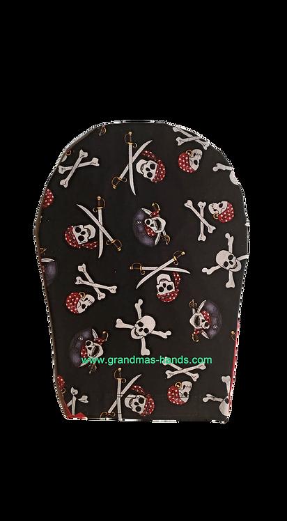 Pirate Skull - Adult Ostomy Bag Cover