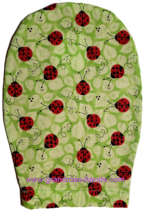 Lady Bugs - Childrens Ostomy Bag Cover