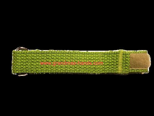 Lime Belt with Velcro Fastener - Insulin Pump Pouch Belt